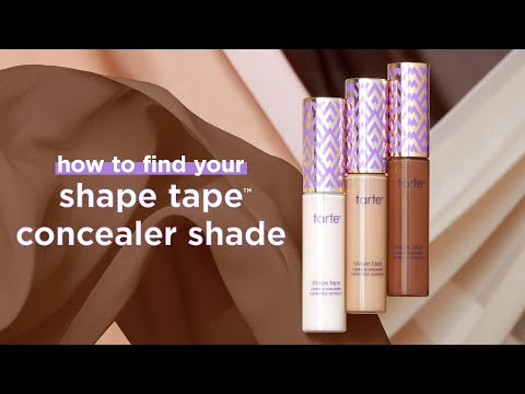 Tarte Shape Tape Foundation and Concealer Review | The