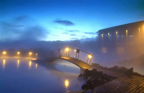 The Blue Lagoon Geothermal Spa in Iceland «TwistedSifter