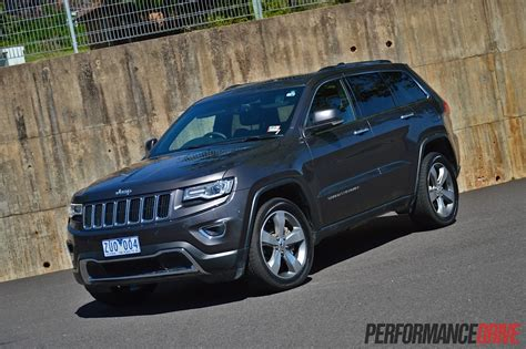 2014 Jeep Grand Cherokee Limited V6 review (video