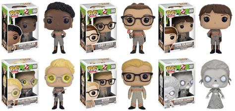 Funko's new 'Ghostbusters' toys are incredibly detailed