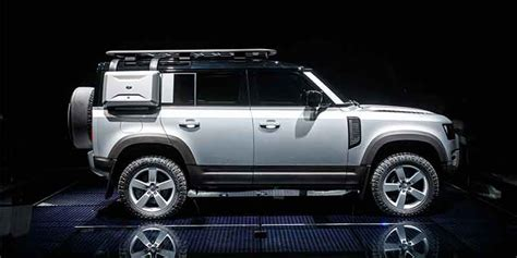 Specs for the 2020 Land Rover Defender Now Headed to U