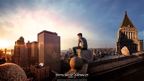 The Amazing Spider-Man 2 Full HD Wallpaper and Background