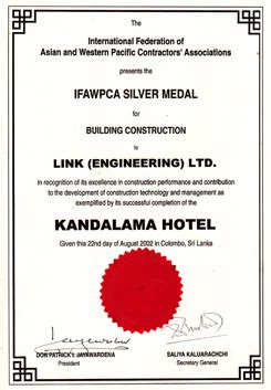 Link Engineering | Building Construction | Water and