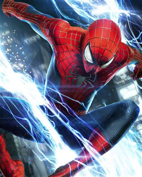Slightly New Poster for THE AMAZING SPIDER-MAN 2 — GeekTyrant