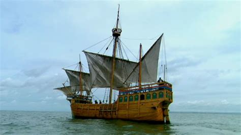 Columbus Sailed on These Modern Ships - HISTORY