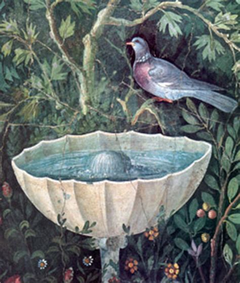 Flora and Fauna in Pompeii: Environmental Quality Across