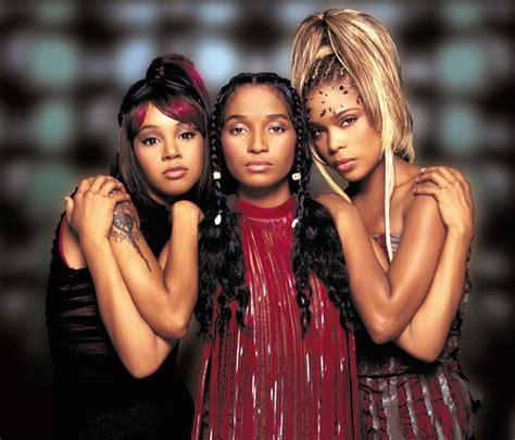 TLC released their first album in 15 years the same day as