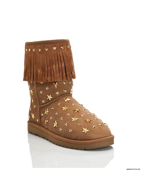 UGG Australia x Jimmy Choo Limited Edition Collection