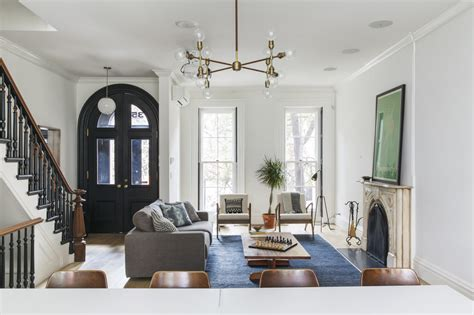 Decor Inspiration: A Brooklyn Townhouse – The Simply