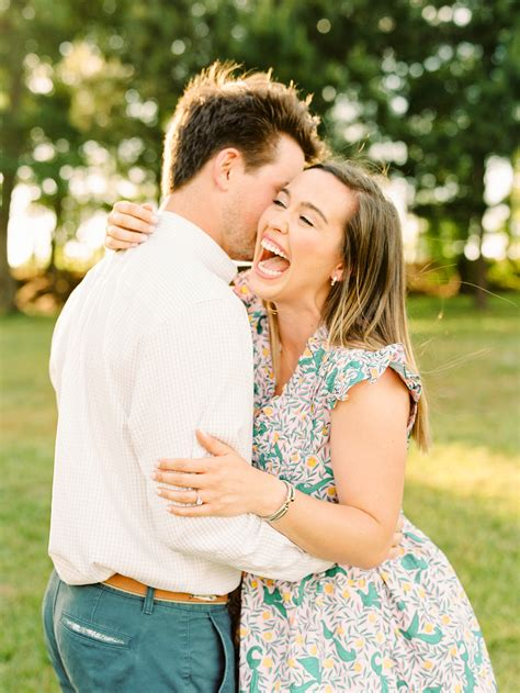 Addison and John Raleigh, NC Film Engagement Session