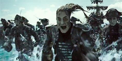 New Pirates of the Caribbean 5 Trailer: Ghosts, a Monkey