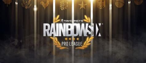Rainbow Six Pro League Finals: the top four PC teams are