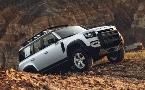 2020 Land Rover Defender: official photos, price, off-road