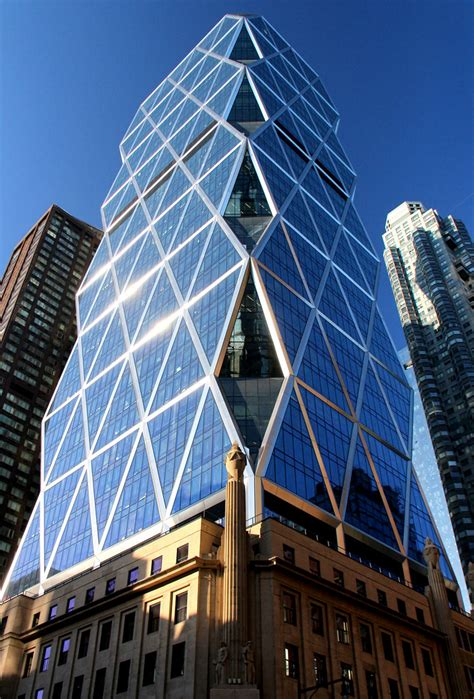 The Hearst Tower in Manhattan, New York | The Hearst Tower