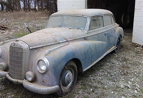 Soldier Owned: 1953 Mercedes 300 Adenauer