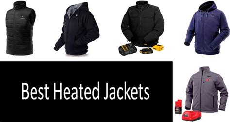 TOP 11 Best Heated Jackets | Buyer's Guide 2019