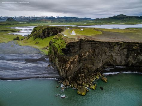 Drone Captures Stunning Aerial Images of Iceland, In Case
