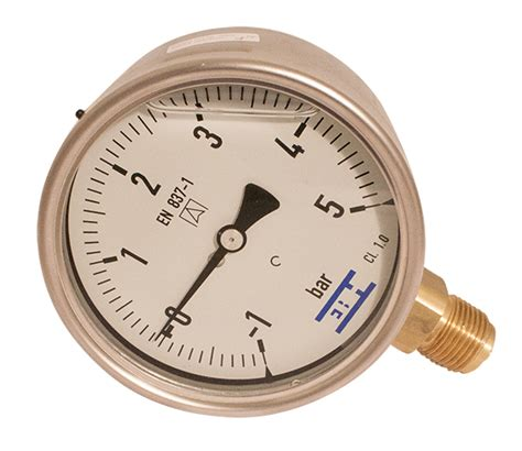 Manometer 100 mm | Hydroscand AS