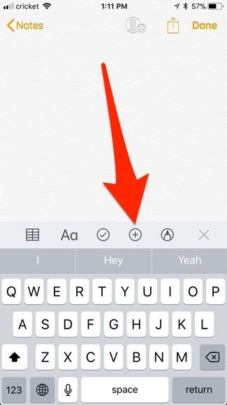 How to Scan Documents with the iPhone's Notes App