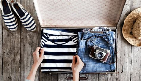 How to Pack Clothes without Wrinkles