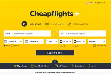 Cheapflights appoints Forever Beta and Goodstuff to launch