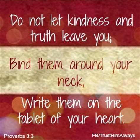 Words Of Truth Should Always Be Filled With Kindness (With