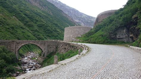 Cycling Gotthard Pass and the old Tremola Road - The Joy