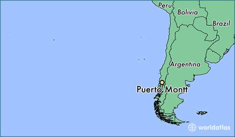 Where is Puerto Montt, Chile? / Puerto Montt, Los Lagos