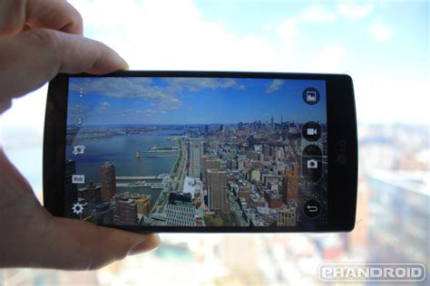 A closer look at the LG G4's improved camera [VIDEO]