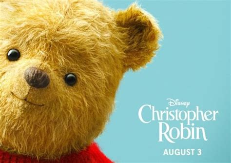 Disney's Christopher Robin gets new character posters and
