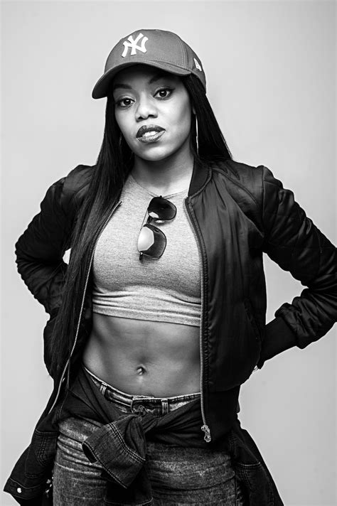 Photo Shoot & Interview: Lady Leshurr • Howl & Echoes