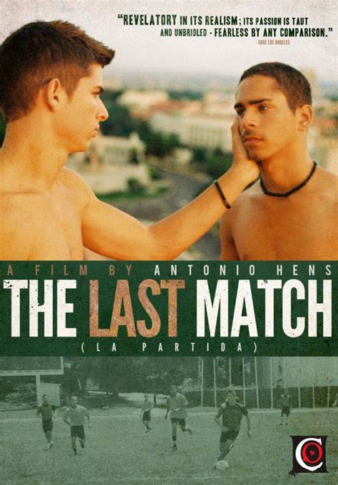 The Last Match - Wild About Movies