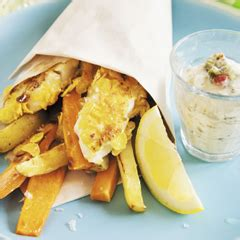 England fish and chips recept | ICA
