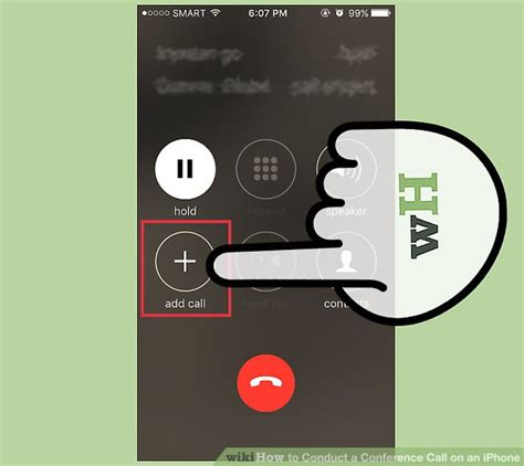 How to Conduct a Conference Call on an iPhone: 10 Steps