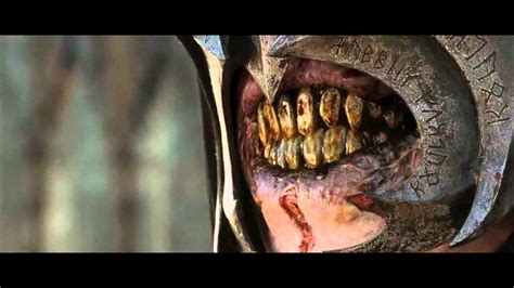 The Mouth of Sauron - YouTube