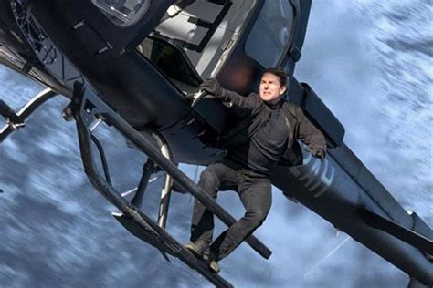 Review zum Film MISSION: IMPOSSIBLE - FALLOUT mit Tom Cruise