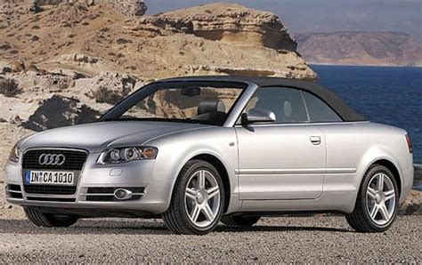 Used 2007 Audi A4 Convertible Pricing - For Sale   Edmunds