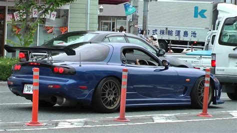 1992 MAZDA RX-7 Type R Blue FD3S - YouTube