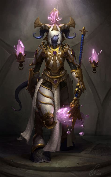 Draenei - Wowpedia - Your wiki guide to the World of Warcraft