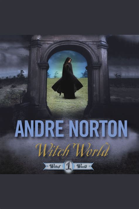 Witch World by Andre Norton and Nick Podehl - Audiobook