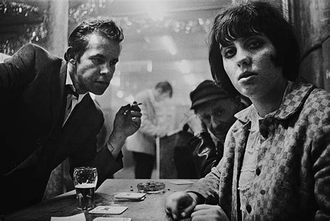 Anders Petersen's best photograph: the denizens of Cafe