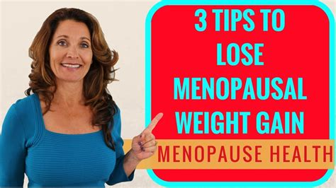 Lose Weight During Menopause I Causes of Perimenopause