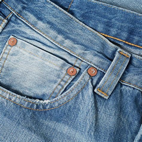 Levi's Vintage Clothing 1947 501 Jean Baby Blue   END