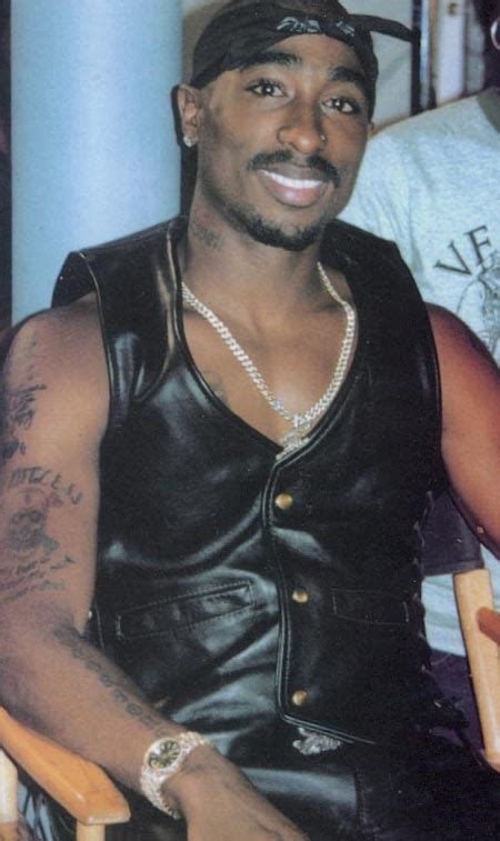 Lot Detail - Tupac Shakur Personally Owned and Black