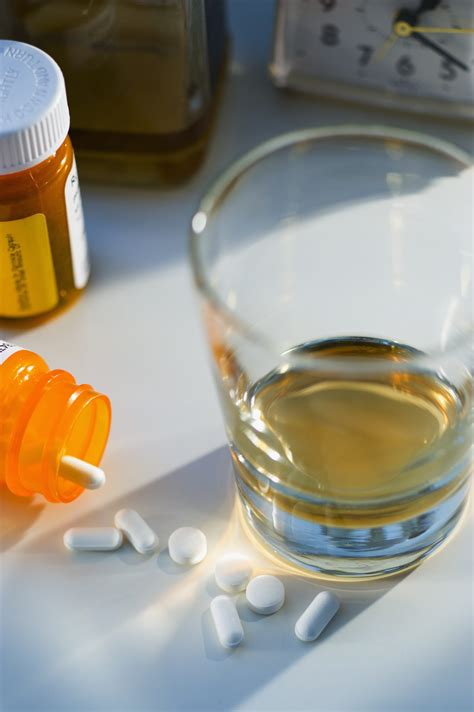 Is It Safe to Drink Alcohol While Taking Medication