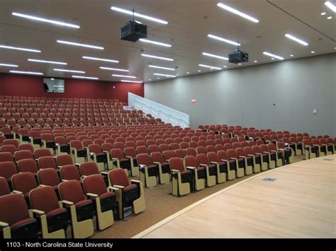 A/V Technology and Support for Hunt Auditorium – ClassTech