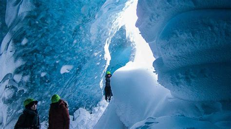 The Crystal Cave | Blue Ice Caving from Jokulsarlon