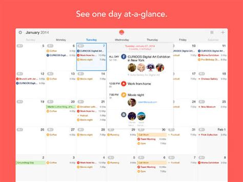 Sunrise for iOS gains push for Google Calendar, search and