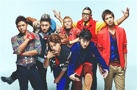GENERATIONS from EXILE TRIBE Profile (Updated!)