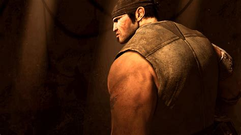 Gears of War 3 Marcus Wallpapers | HD Wallpapers | ID #12058